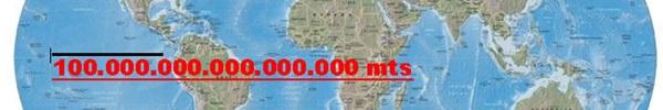 Como ya comentamos anteriormente, no es lógico medir un continente en metros, esto mismo pasa en la electricidad y electrónica.
