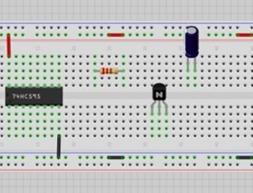 La Protoboard, imprescindible en tu mesa de trabajo.