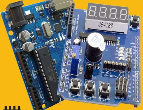 Tutorial Arduino bajo cero